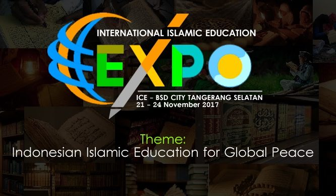 Sukseskan Indonesian Islamic Education for Global Peace